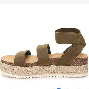 Kimmie espadrille sandal